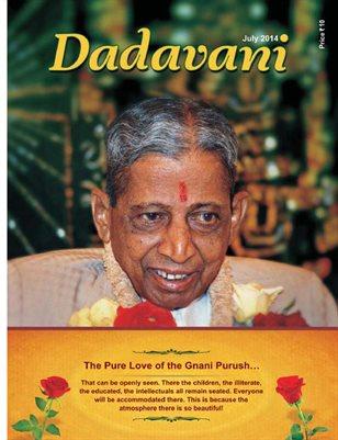 The Gnani Purush: A Matchless Embodiment of Love (English Dadavani July-2014)