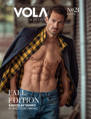 VOLANT Magazine #21 - FALL EDITION - PART II