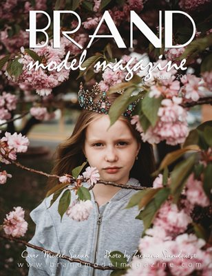 Brand Model Magazine  Issue # 204