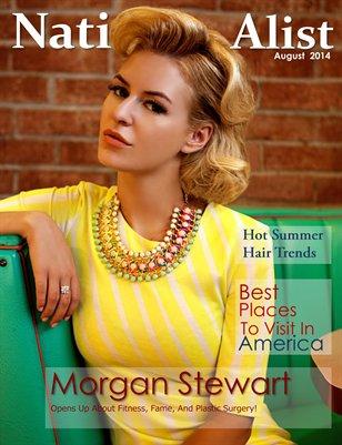 NationAlist Magazine August 2014 Issue
