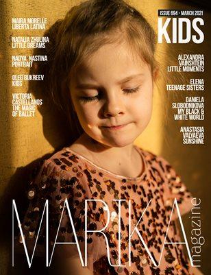 MARIKA MAGAZINE KIDS (ISSUE 694 - MARCH)