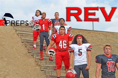 REV Step Up