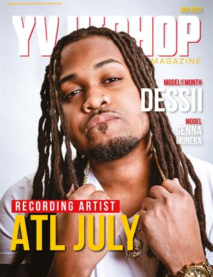 YV Hip Hop January Issue - 2020