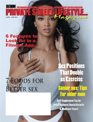 Private Street Lifestyle Magazine 2nd