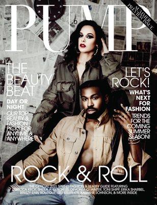 PUMP Magazine | The Fashion Guide Issue | Vol.6