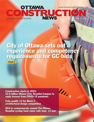 Ottawa Construction News (June 2021)