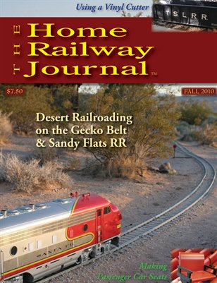 Home Railway Journal: FALL 2010