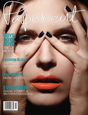 Papercut Magazine November/December 2010