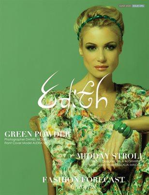 March 2020, Fashion Forecast, Issue 95