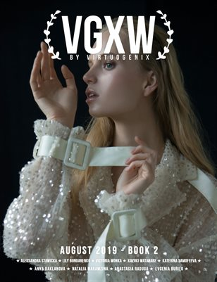 VGXW - August 2019 Book 2 (Cover 1)