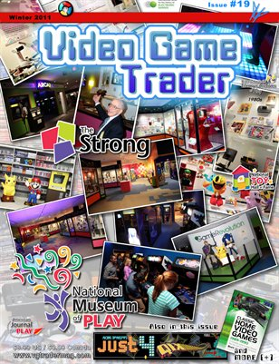 Video Game Trader #19 (Winter 2011)
