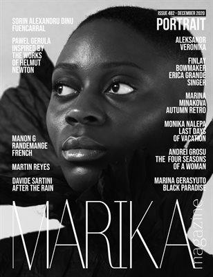 MARIKA MAGAZINE PORTRAIT (ISSUE 482 - DECEMBER)