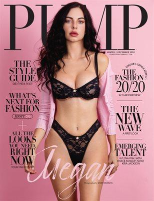 PUMP Magazine | The Fashion & Beauty Edition | Vol.7