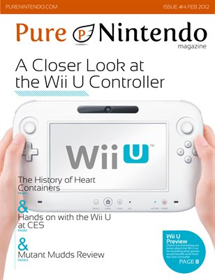 Pure Nintendo Magazine Issue #4 (Feb. 2012)