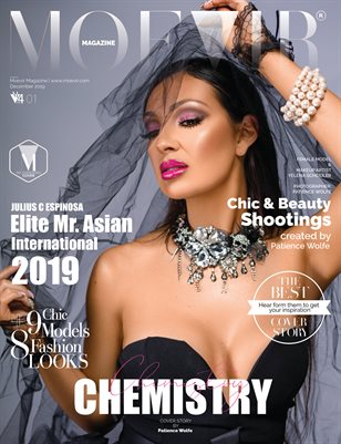 #1 Vol4 Moevir Magazine December Issue 2019