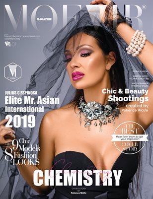 #1 Vol4 Moevir Magazine December Issue 2019