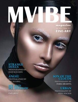 MVIBEmagazine July 2021 issue 24.1 Fine-Art