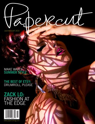 Papercut Magazine July/August 2010