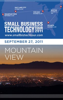 Small Business Technology Tour 2011