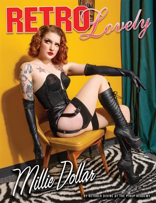 Retro Lovely No.106 – Millie Dollar Cover