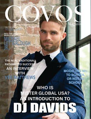 Covos Magazine Volume 1 Issue 2