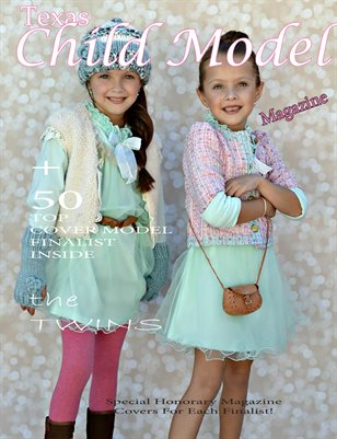 Texas Child Model Magazine Spring 2015