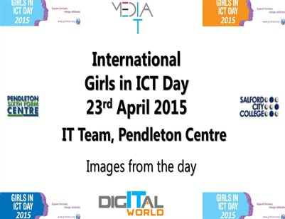 Girls in ICT Day @ Pendleton Magazine 2015