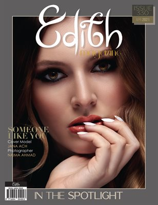 Edith Magazine, In the Spotlight, Issue #330