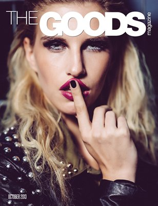 The GOODS Magazine | October 2013