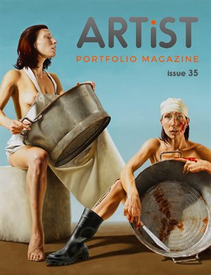 Artist Portfolio Magazine Issue 35