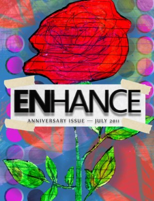 Enhance No 5 - Anniversary Issue - July 6