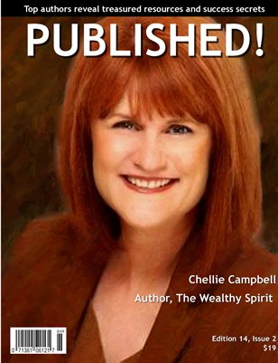 PUBLISHED! featuring  Chellie Campbell
