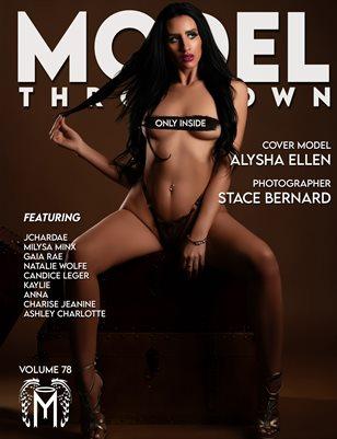 Model Throwdown 78 Alysha Ellen