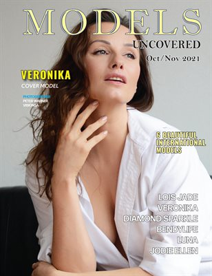 Models Uncovered Magazine -Oct/Nov 2021 Deluxe