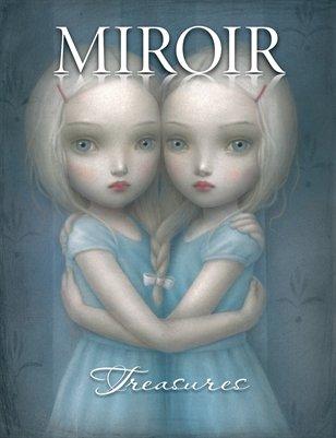 MIROIRMAGAZINE • Treasures • Nicoletta Ceccoli