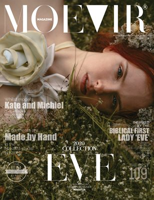 #18 Vol4 Moevir Magazine December Issue 2019