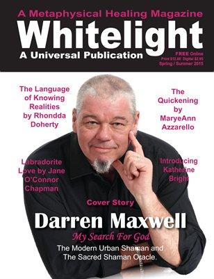 White Light Magazine - Spring/Summer 2015