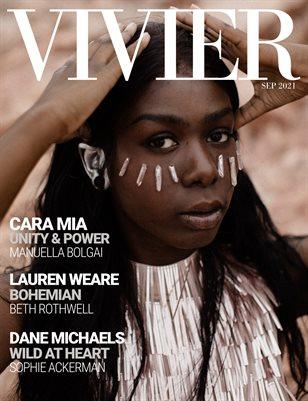 Vivier Magazine September Issue 2021