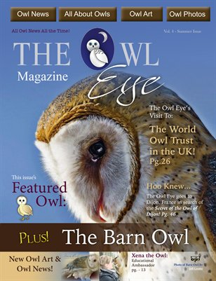 Owl Eye Magazine Summer Issue 2016
