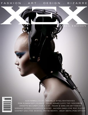 XEX Magazine: Men's Edition - Crowned Leather