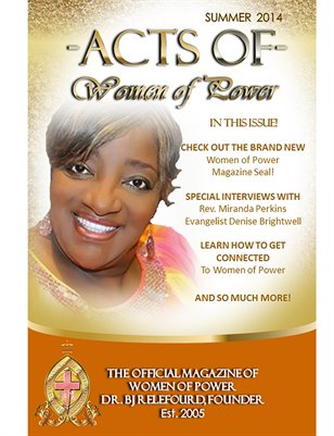 The Acts of Women of Power Summer 2014 Edition