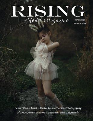 Rising Model Magazine Issue #139