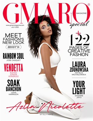 GMARO Magazine July 2020 Issue #38