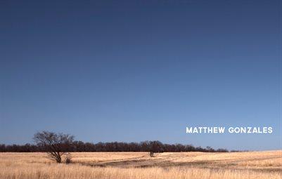 Matthew Gonzales Portfolio