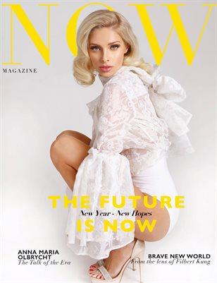 NOW Magazine January Issue Anna Maria