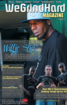 We Grind Hard Magazine