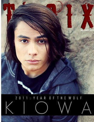 "KIOWA GORDON ""Year of the Wolf"""