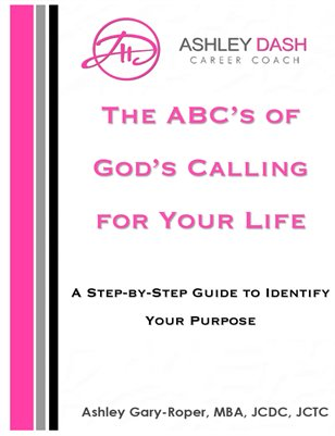 The ABC's of God's Calling For Your Life