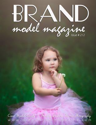 Brand Model Magazine  Issue # 212