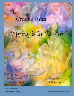 The Creative Artist April Issue